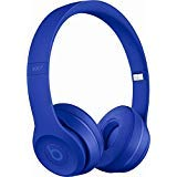Beats Solo3 Wireless On-Ear Headphones - Neighborhood Collection - Break Blue (Renewed)