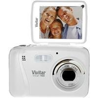 Vivitar 12.1MP Digital Camera with 2.2-Inch TFT (VT022-WHT)