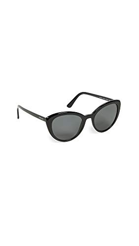 Prada Women's PR 02VS Ultravox Cat Eye Sunglasses
