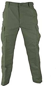 Propper BDU Trouser, Olive, Large (Bdu Pants Trousers)