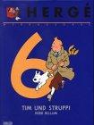Werkausgabe, 19 Bde, Bd.6, Tim und Struppi, Die schwarze Insel