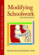 Modifying Schoolwork (Teachers' Guides to Inclusive Practices)