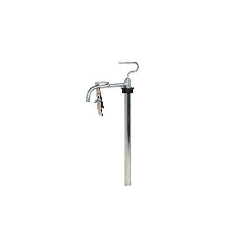 aes-industries-5-gallon-solvent-resistant-drum-pail-pump-with-locking-bracket