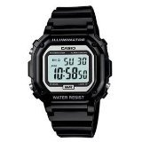 Casio Sports Watch Black (F108WHC-1A) -