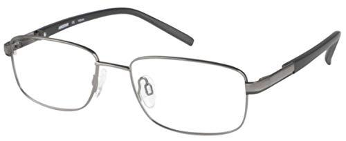 Aristar By Charmant Eyeglasses AR16236 AR/16236 505 Gray Optical Frame 54mm