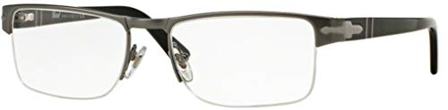 Persol PO2374V Eyeglasses-513 Gunmetal-52mm