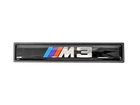 BMW E36 (1995 – 99) puerta Moulding emblema para M3 OEM///