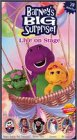 Barney's Big Surprise: Live on Stage [VHS]