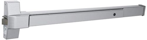 Global Door Controls 36 in. Aluminum Fire Rated Touch Bar Exit Device by Global Door Controls