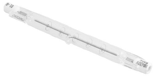 Morris Products 79014 500 Watt T3 Quartz Lamp, 110-130 (Light 500 Watt Tungsten Floodlight)
