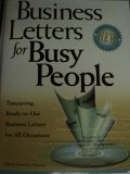 Download Business Letters for Busy People PDF