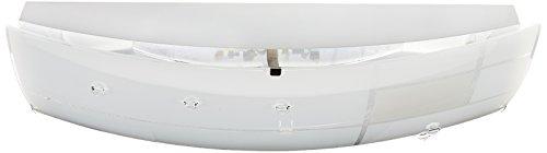Briloner Leuchten 3686–016 A +, Plafonnier, lampe LED, Plafonnier, LED Spot, Spot, rectangulaire, métal, 22 W, Blanc, 50 x 50 x 12 cm