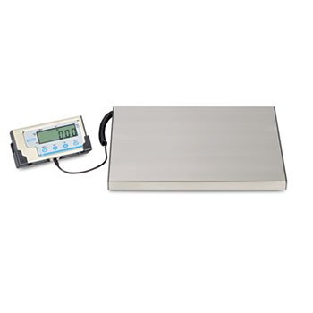 LPS400 Portable Shipping Scale, 400 lb Capacity, 12w x 15d Platform by SALTER (Catalog Category: Mailing, Packing & Labeling Supplies / Equipment) by Brecknell