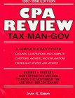 CPA Review : TAX-MAN-GOV, Gleim, Irvin N., 0917539710