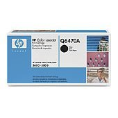 Brand New Genuine Hewlett Packard HP Q6470A Laser Toner Cartridge – Black, Designed to Work for HP Color LaserJet 3800dn, HP Color LaserJet 3800dtn, HP Color LaserJet 3800n, HP Color LaserJet CP3505, Office Central