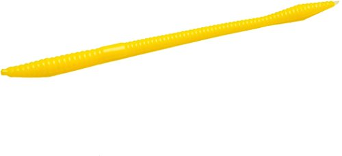 (Zoom Trick Worm-Pack of 20 (Yellow,)