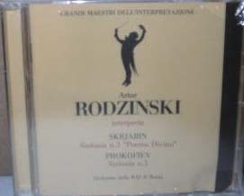 Interprets Scriabin & Prokofiev: Rodzinski