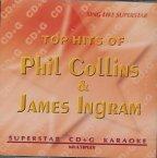 Phil Collins & James Ingram Greatest Hits Karaoke CD+G Superstar Sound Tracks
