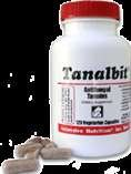 Intensive Nutrition - Tanalbit 500mg 120c