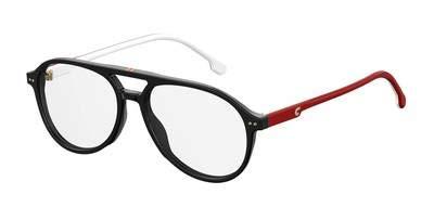Eyeglasses CARRERA 2002 T/V 0807 Black / 00 Demo Lens