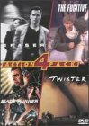 Warner Home Video DVD Action 4-Pack (Blade Runner, Eraser, The Fugitive, Twister)