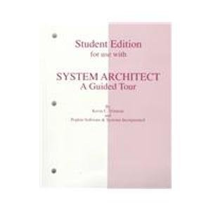 System Architect: A Guided Tour : Student Edition (World Student)