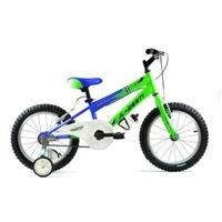 Jl wenty Fahrrad für Kinder, 41 cm (16 Zoll), Blau Grün