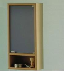 Beech Bathroom Wall Cabinet: Amazon.co.uk: Kitchen & Home