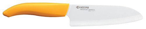 Kitchen Chef's Vegetable Meat Knife (yellow) - 3