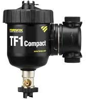 FERNOX TOTAL TF1 COMPACT 22mm DIY Fit Save money on Future Plumbing Bills and Energy Costs Magnetic Inline Sludge Filter