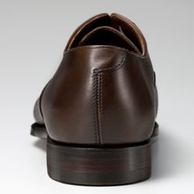 Audley: Dark Brown Antique Calf