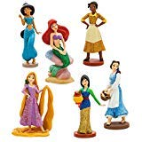Disney Princess Figure Play Set - ''Once Upon a Time'' Playset of 6 Figurines ()