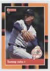 Tommy John (Baseball Card) 1988 Donruss Baseball's Best - Box Set [Base] #220 ()