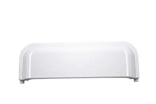 W10861225,AP5999398,PS11731583,W10861225VP, W10714516 Door Handle for Whirlpool Appliance Dryer replaces for Amana, Crosley, Maytag, Whirlpool, Kenmore Roper -replacement parts (Dry door handle)