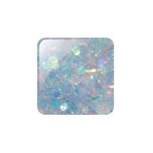 Glam and Glits Diamond Acrylic Colour Powder 28g/1oz - DAC68 BLUE RAIN GLAM AND GLITS NAIL DESIGN
