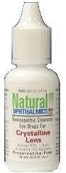Natural Ophthalmics - le cristallin / Cineraria Gouttes pour les yeux (cataracte) 15ml
