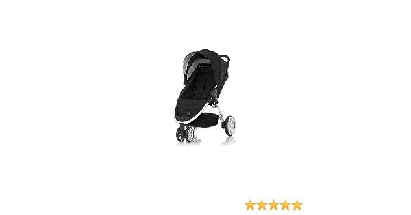 Britax B-Agile cochecito 3 ruedas negro neón: Amazon.es: Bebé