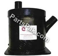 Vernalift Muffler (Centek Industries Vernalift Muffler 1500107)