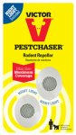 - Victor Mini PestChaser Ultrasonic Rodent Repellent 2-Pack