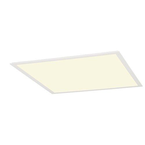 Panel de luces LED para rejilla de lámpara de techo, de colour blanco, 39