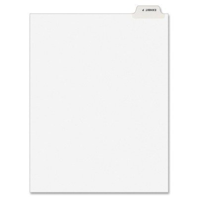 AVE12389 - Avery Avery-Style Preprinted Legal Bottom Tab Dividers by Avery