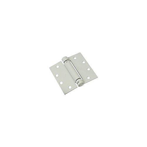 National Hardware Adjustable Spring Hinge Pack of 4