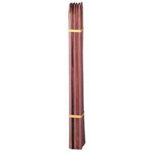 Bond 95006 6-Count 5-Feet Hardwood Stakes