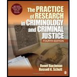 Practice of Research in Criminology & Criminal Justice (4th, 10) by [Paperback (2010)] PDF