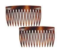 Camila Paris AD8252 3.5 In. Tortoise Shell Hair Combs I & J.C Corp