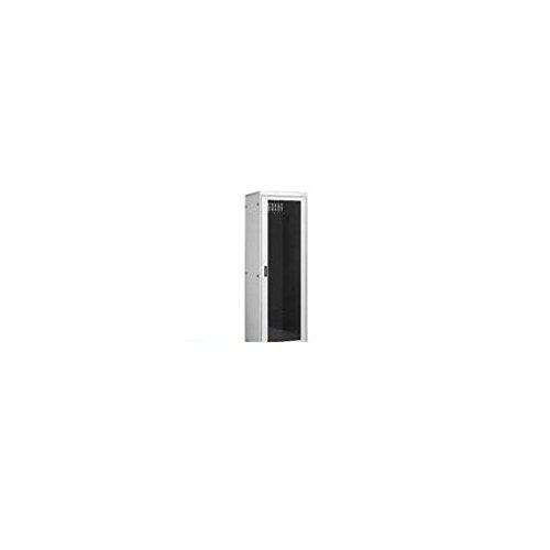 BV72322 直送 [DARC-E] ドア付R形アルミラック●DARC-Eタイプ  B00Q4FY4MK