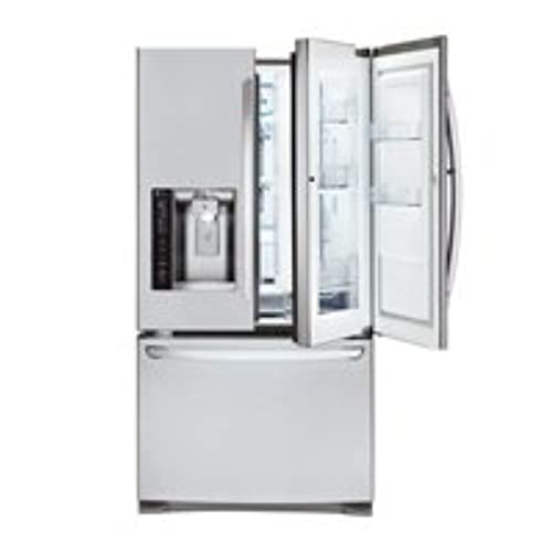 LG LFXS27566S French Door Refrigerator With 27 Cu. Ft. Capacity In  Stainless Steel
