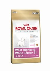 Royal Canin Westie dog dry food 3kg