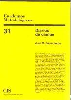 Descargar Libro Diarios De Campo Juan M. García Jorba