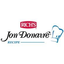 Rich Jon Donaire Fruit Stand - Wheel Baked New York Cheese Cake, 56 Ounce -- 4 per case.